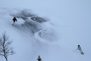 Epicentric powder! Photo: Carl Lundberg