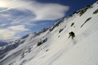 Best Skiing at the Moment, Jan 30th 2011. Photo: Andreas Bengtsson