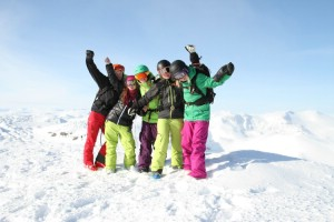 Heli-ski in Riksgränsen – daytrips with 3, 5 or 7 runs