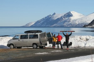 Lyngen in Norway – the most beautiful ski touring