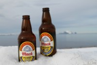 Beer-o´clock in Lyngen! Foto: Carl Lundberg