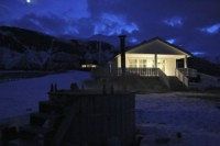 Accomodation in hutt 10 m from the ocean! Carl Lundberg