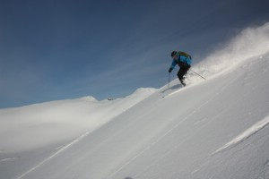 Introduction – from piste to powder, 6 days of skiing