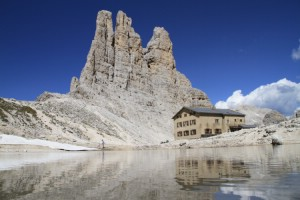 Climbing Week in the Dolomites